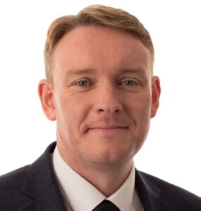 Councillor Micheál Carrigy