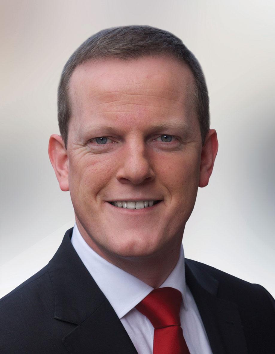 Alan Farrell TD