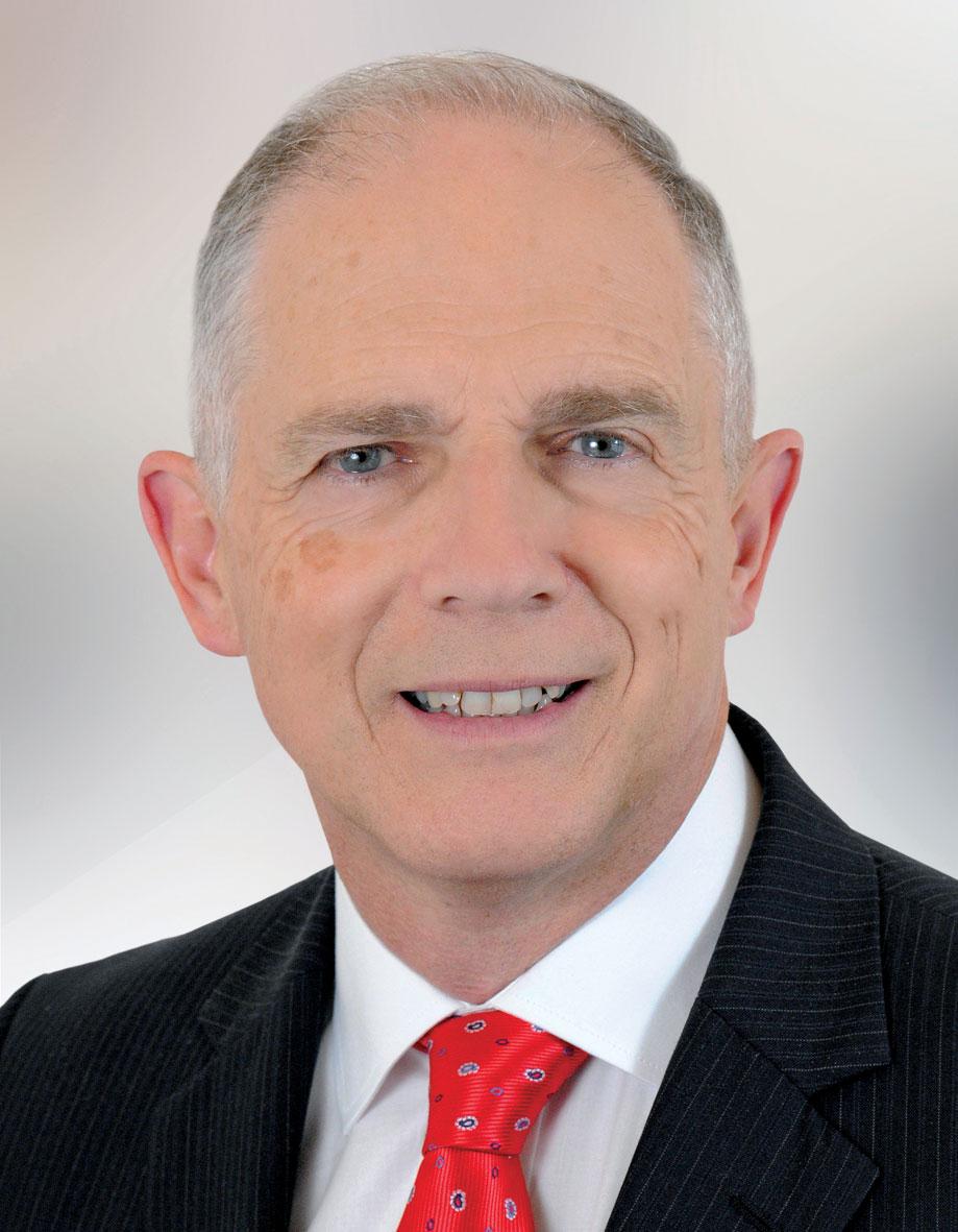 David Stanton, TD
