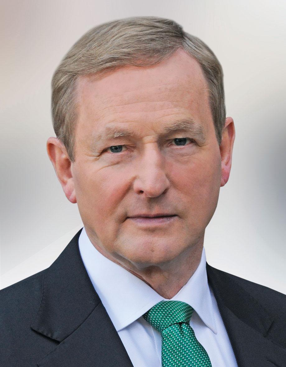 Enda Kenny, TD