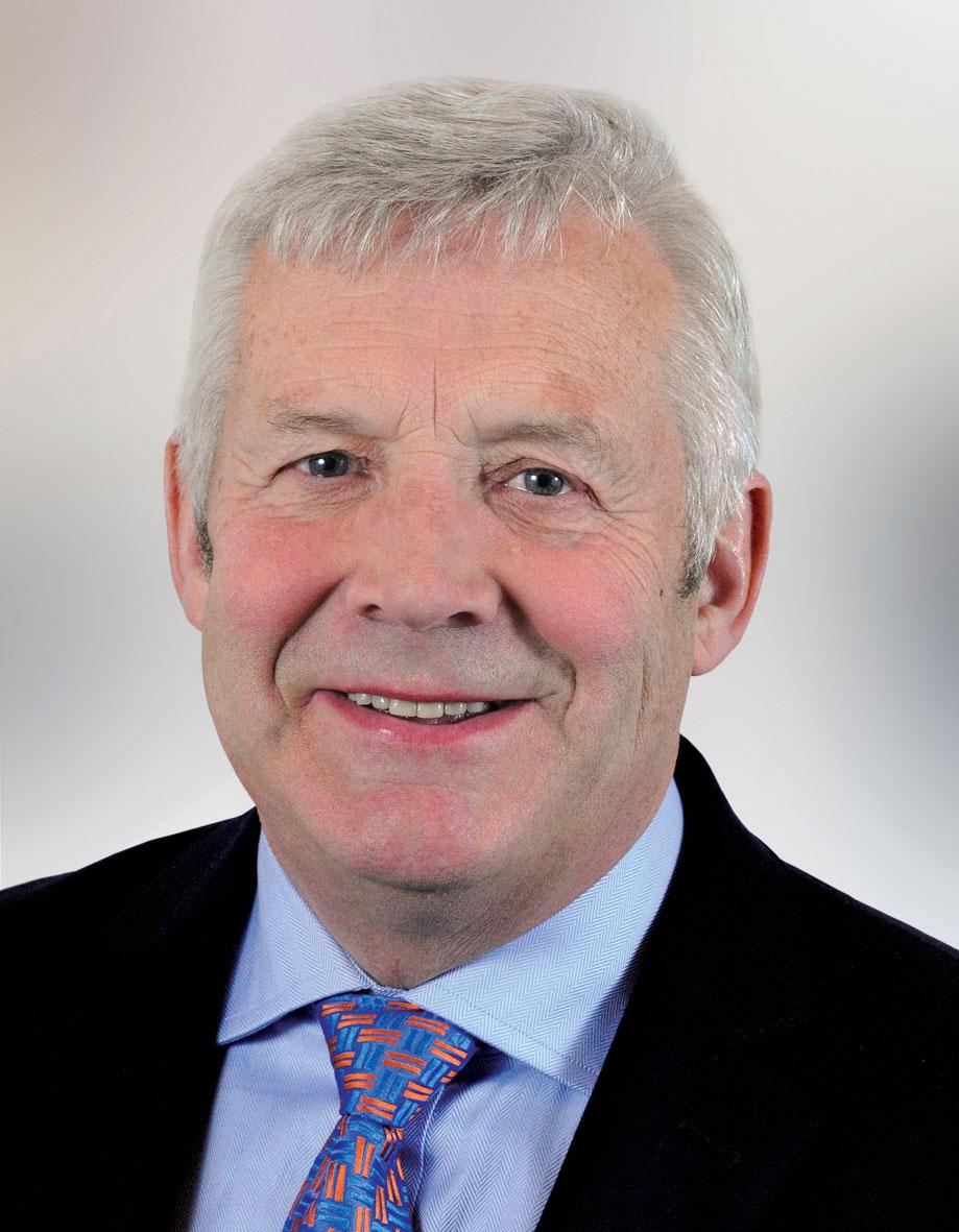 Fergus O'Dowd TD