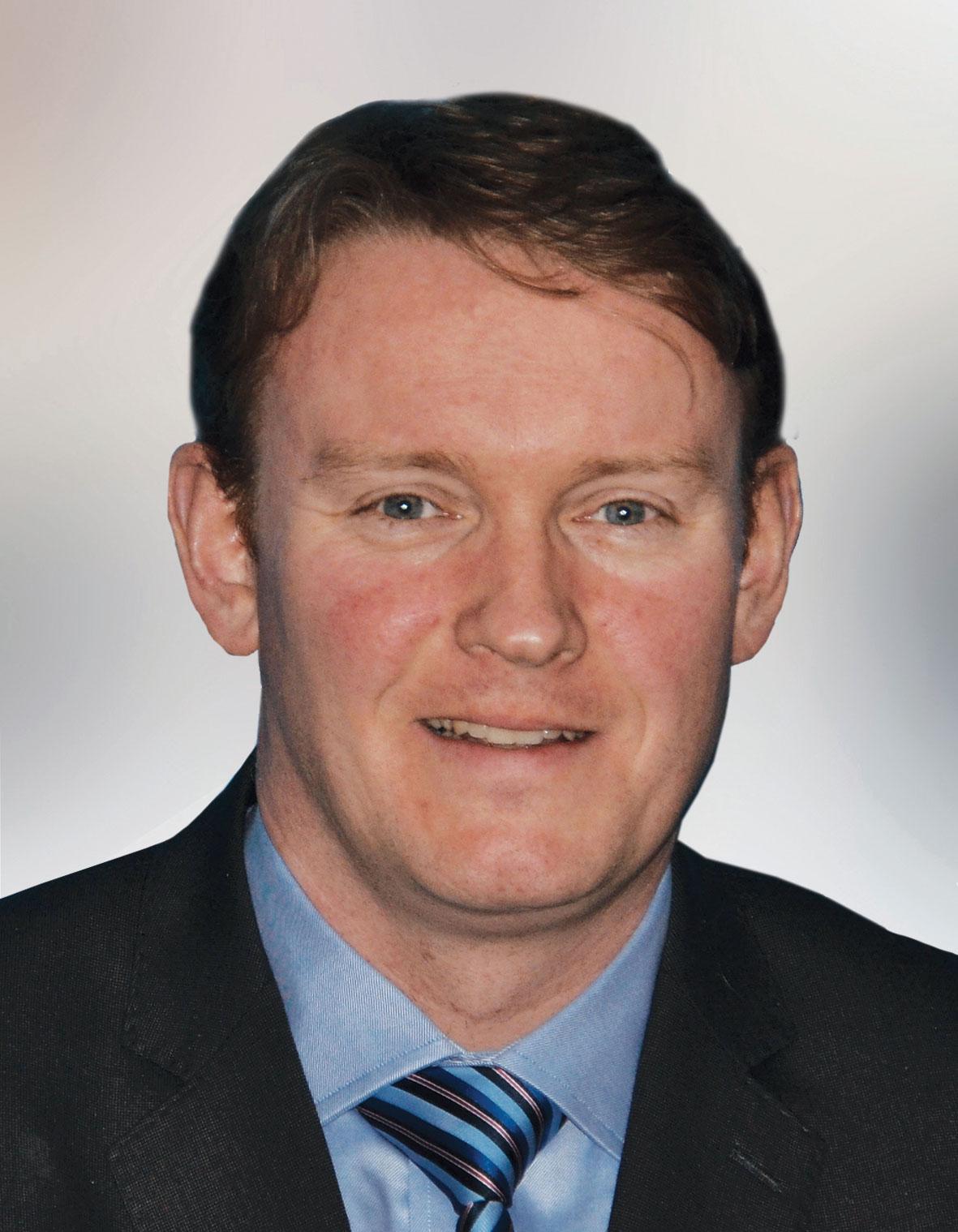 Councillor Micheál Carrigy