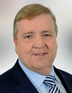 Pat Breen, TD