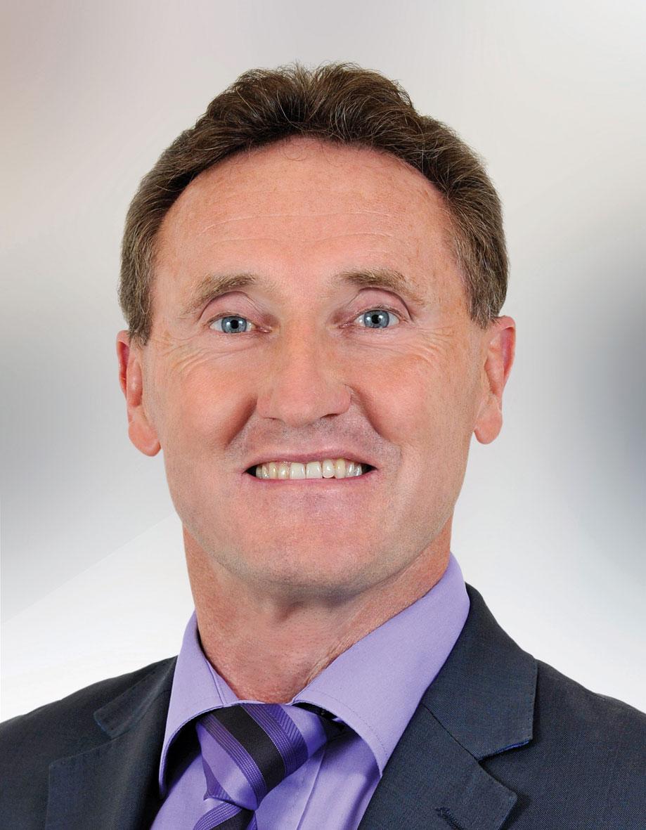 Peter Fitzpatrick, TD