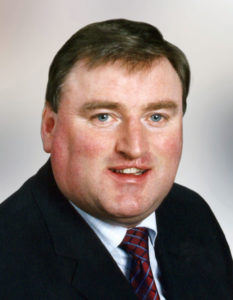 Cllr Tom Connolly