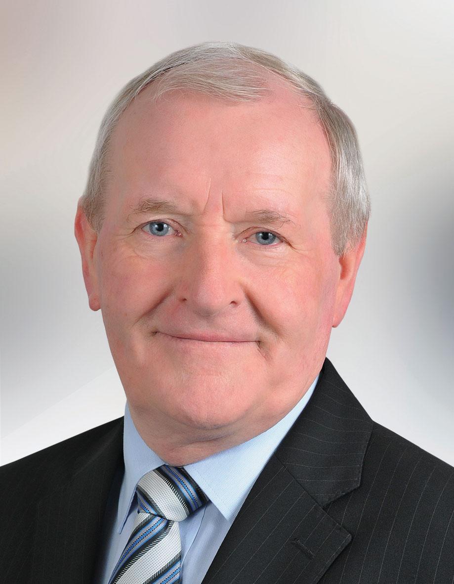 Tony McLoughlin TD