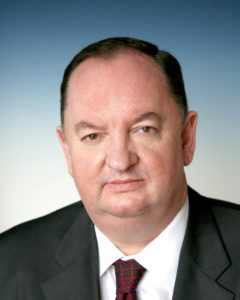 Councillor Tom O'Leary