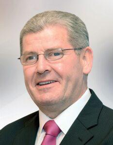 Councillor Frank Fahy