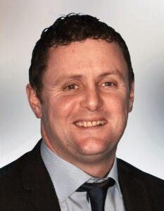 Councillor Gerard Farrell