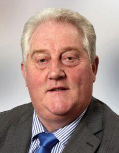 Cllr John King