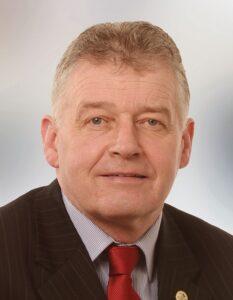 Councillor Michael Hegarty