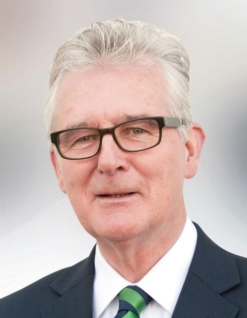 Cllr Paddy McCartan