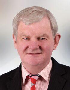 Cllr Paddy O'Reilly
