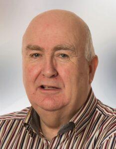 Cllr Pat Nugent