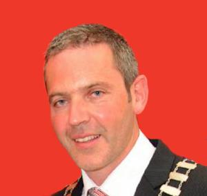 Councillor Ger Deere