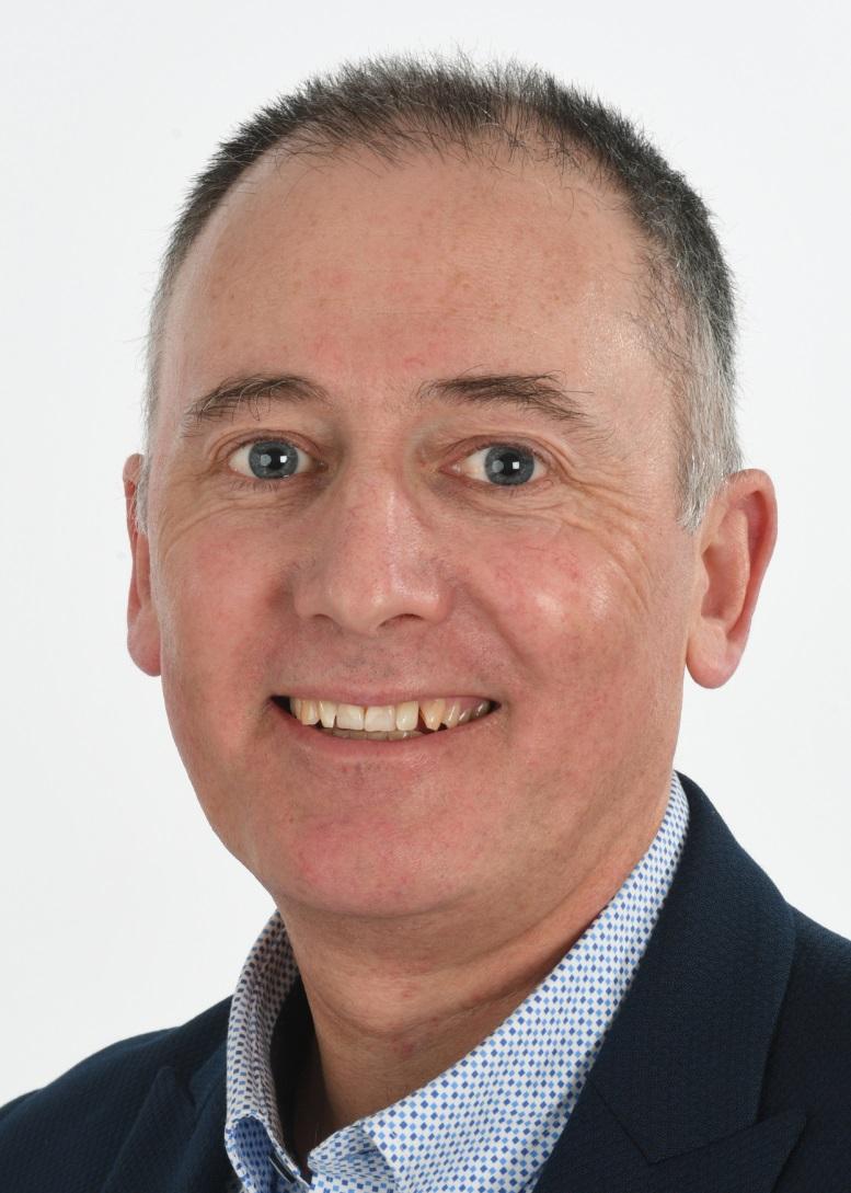 Cllr Mike Foley