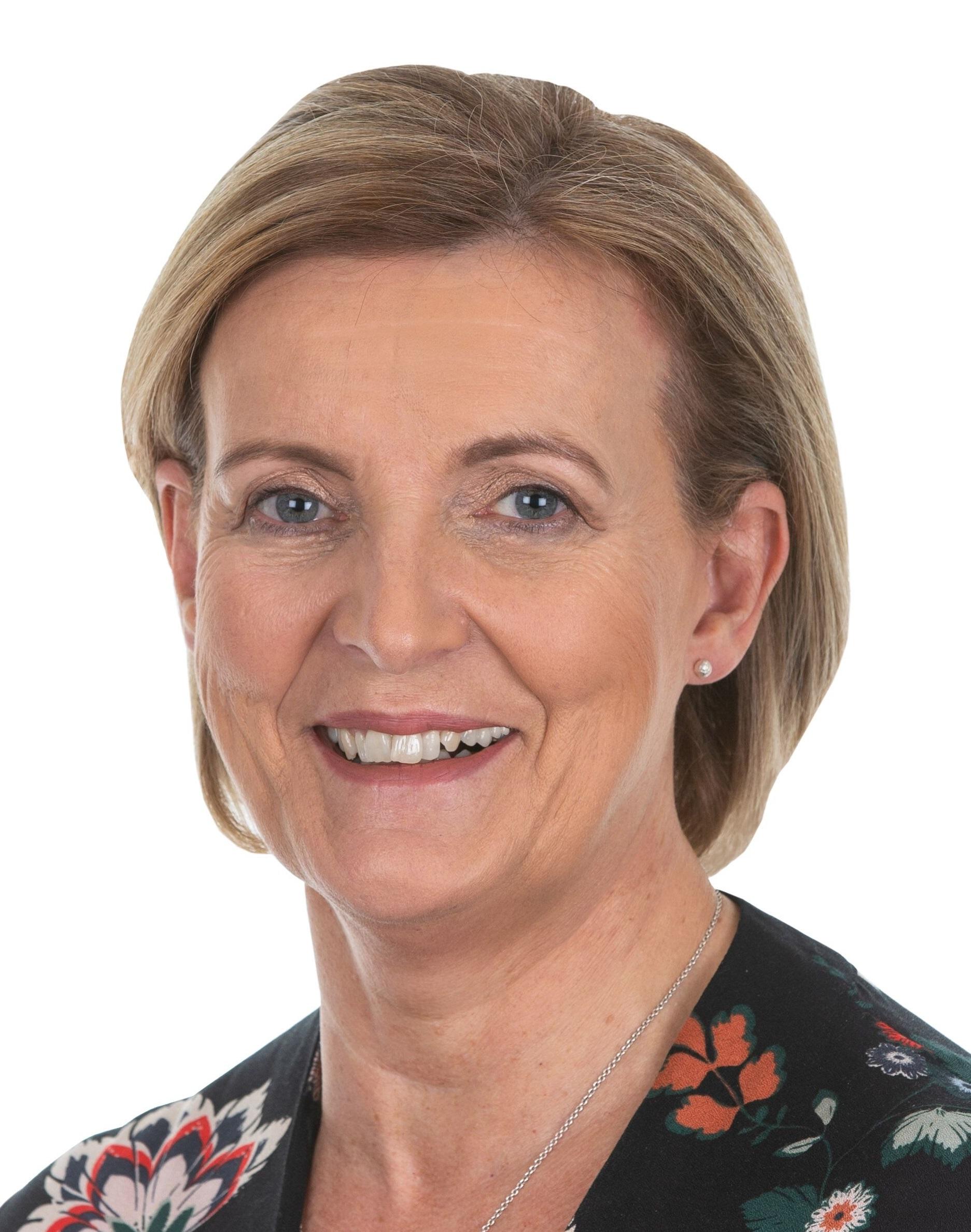 Cllr Peggy O'Dwyer