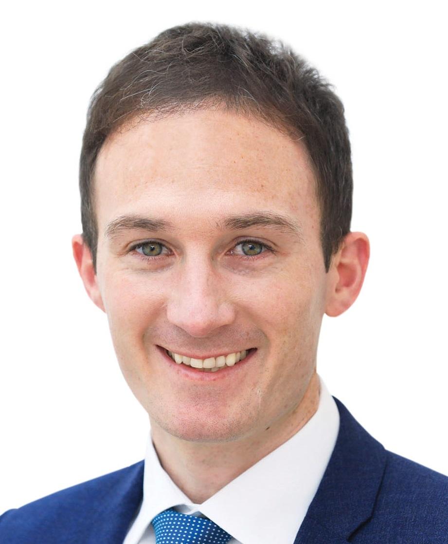 Alan Dillon, TD